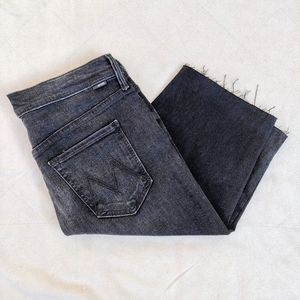 Mother The Rascal Snippet Cut Off Jean Shorts NWOT